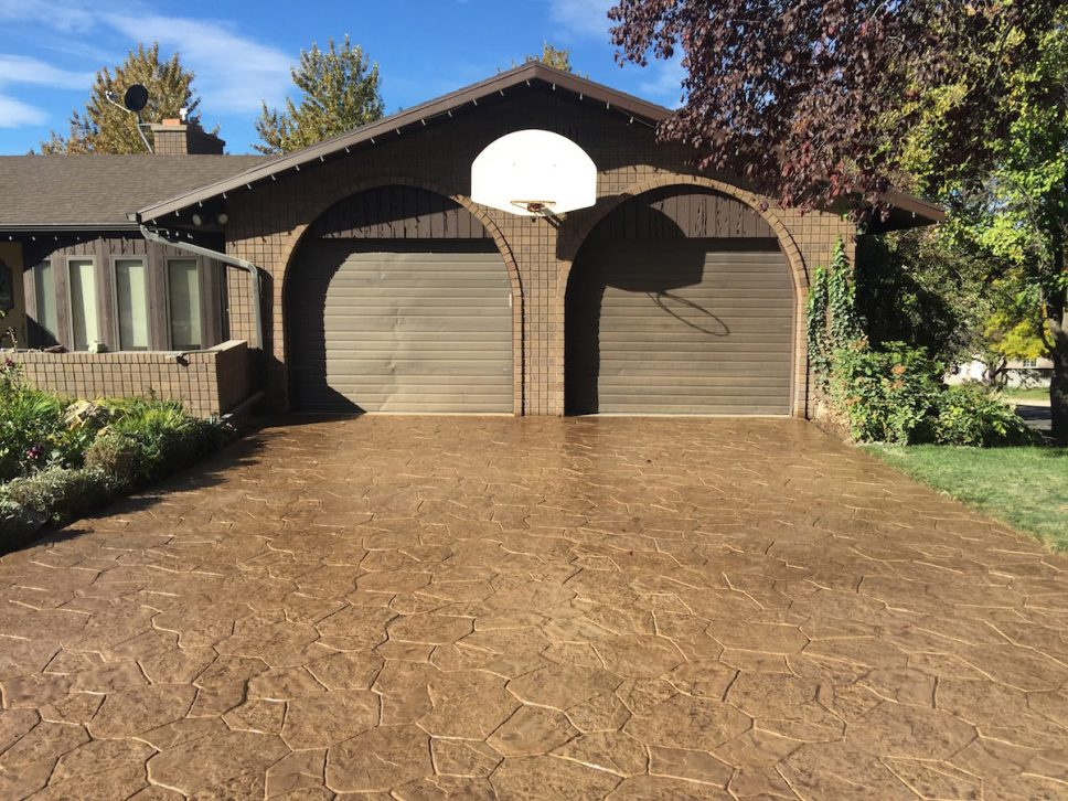 Articles archives stonecrete systems how to do diy driveway resurfacing with stonecretes stamped concrete tiles solutioingenieria Gallery