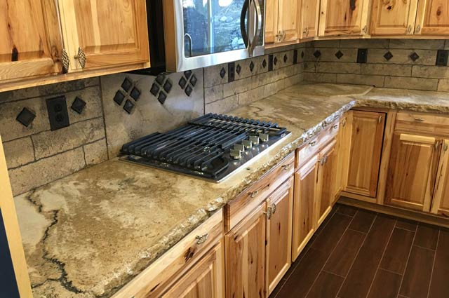How To Make A Tile Kitchen Countertop