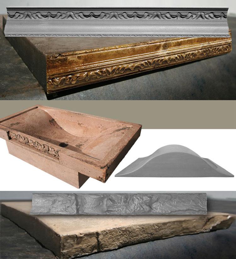 StoneCrete Concrete Molds